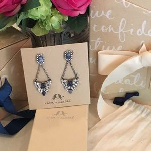 Chloe and Isabel Tangier convertible earrings